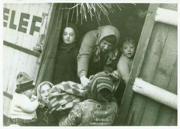 Deportation of Jews Czechoslovakia 1938