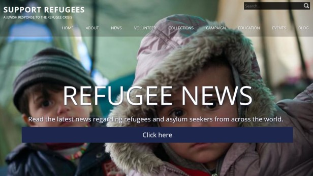 supportrefugess-webiste