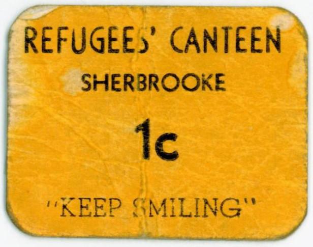 refugees canteen