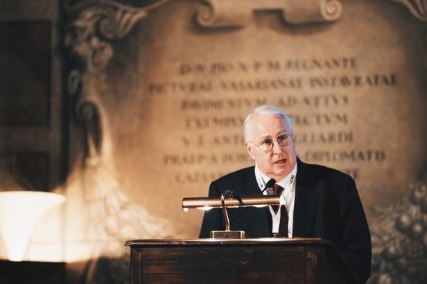 Advisor to the International Holocaust Remembrance Alliance, Professor Steven Katz.jpg